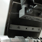 tryskací hlava zařízení pro čištění šneků