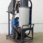 pneumatická dopravní jednotka abraziva pro pískovací zařízení typ 3