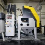 automatické tryskací zařízení pro čištění patních kruhů