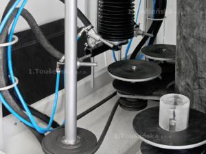 otočné satelity karuselu