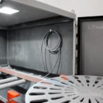 točna tryskací kabiny