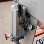 nastavení tlaku mikrotryskače